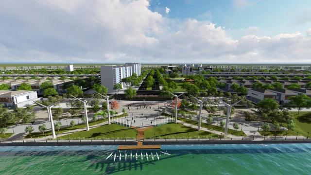 Light Square – quảng trường ánh sáng bên sông đầu tiên tại Đà Nẵng mang đến những trải nghiệm hoàn hảo nhất cho mọi cư dân