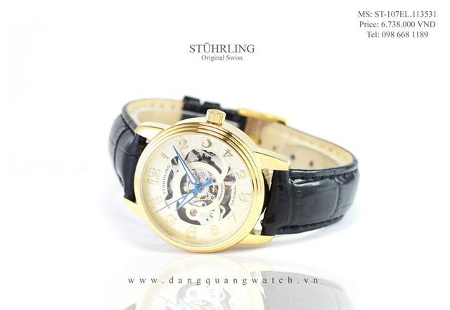 Đồng hồ Stuhrling giảm ngay 20% trong 1 tuần lễ duy nhất - 2