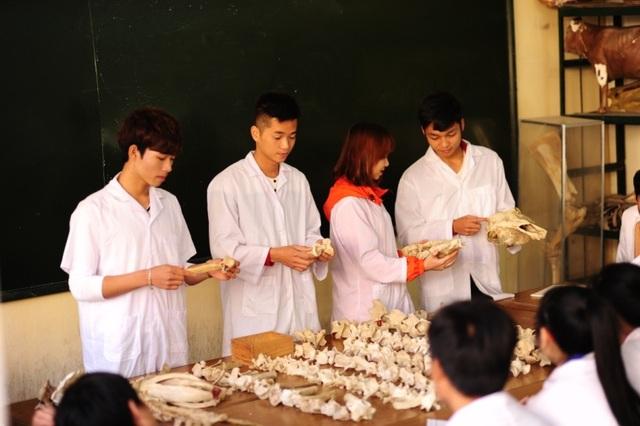 Học viện có môi trường lý tưởng để sống, học tập, nghiên cứu và khởi nghiệp.