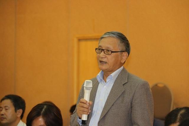 Ông Võ Thanh Bình – Trưởng ban Tổ chức phát triển Hiệp hội các trường đại học, cao đẳng Việt Nam