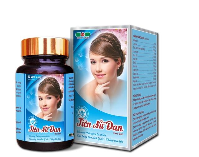 Sử dụng tpcn Tiên Nữ Đan đủ liệu trình để mang lại hiệu quả tốt nhất
