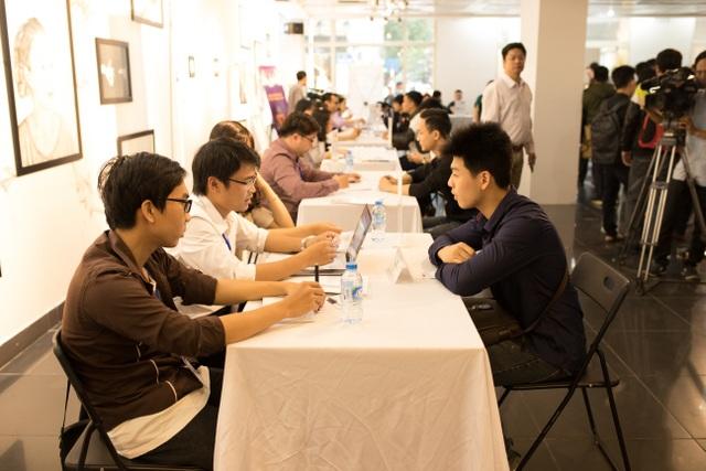 Sinh viên CNTT được doanh nghiệp tuyển dụng trực tiếp.