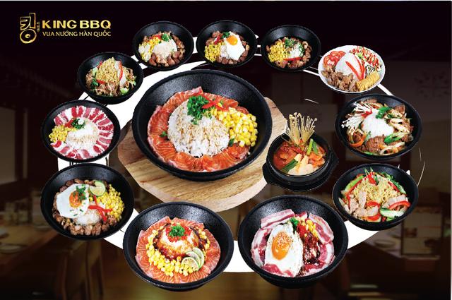 Vô vàn món ăn đặc trưng của Hàn Quốc cho thực khách lựa chọn