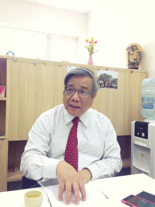 GS.TSKH Vũ Minh Giang cho rằng, bản chất của giáo dục đại học là khai phóng.