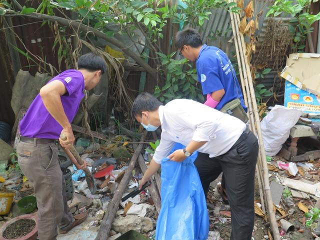 Lưu ý phòng chống dịch sốt xuất huyết và zika vào mùa mưa - 2