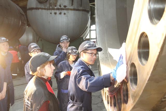 Sinh viên Việt Nam đã hoàn thành xuất sắc khóa thực tập tại Cơ sở Công nghiệp Hạt nhân Nga - 2