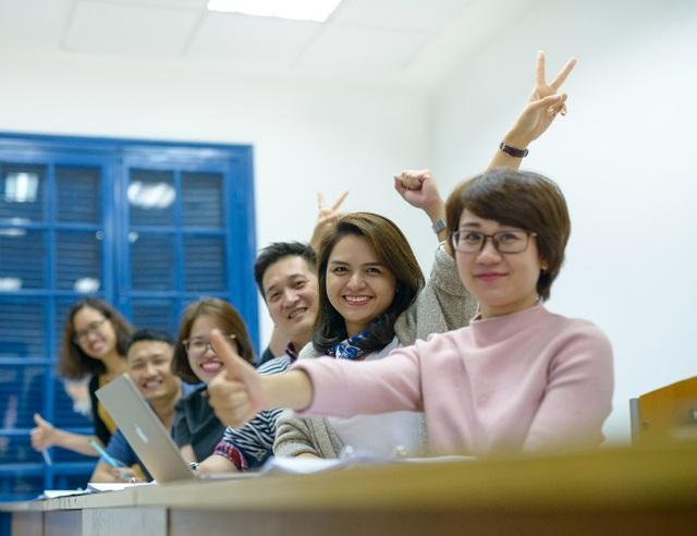 Cộng đồng học viên chương trình MMSS đến từ các tập đoàn lớn trong nước và quốc tế