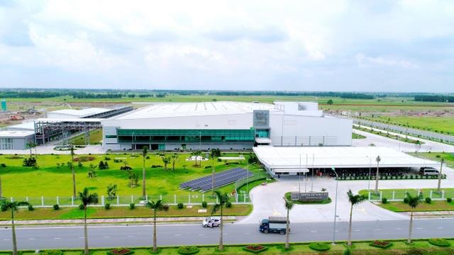 Thăm nhà máy sản xuất thức uống dinh dưỡng lúa mạch 70 triệu USD tại Hưng Yên - 2