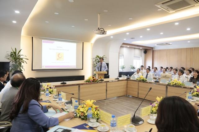 Đợt khảo sát chính thức phục vụ đánh giá ngoài đối với Trường ĐH Công nghiệp Hà Nội bắt đầu ngày 3/6.