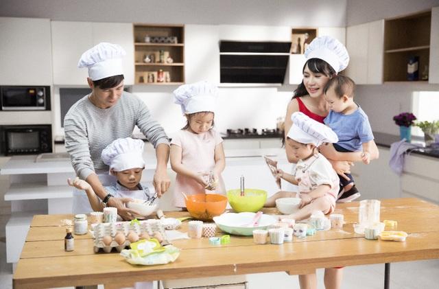 Mẹo giặt giũ bảo vệ sức khỏe cho con của mẹ đảm Minh Hà - 2