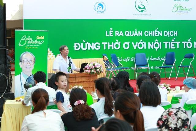 PGS Vũ Bá Quyết, Giám đốc BV Phụ sản Trung ương