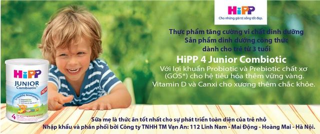 Chăm sóc hệ tiêu hóa và hệ miễn dịch cho trẻ sắp đi học - 2
