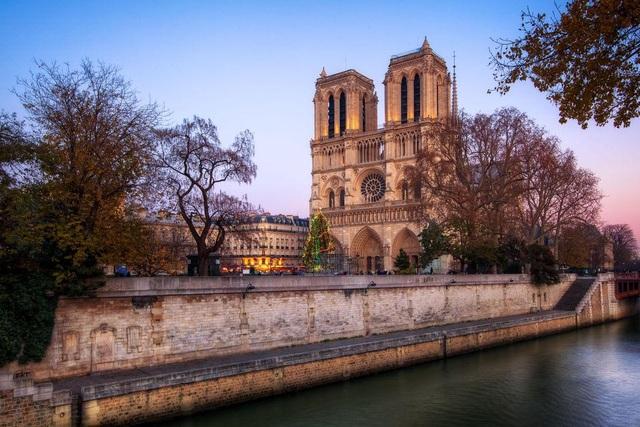10 điểm ngắm hoàng hôn đẹp nhất Paris - 2