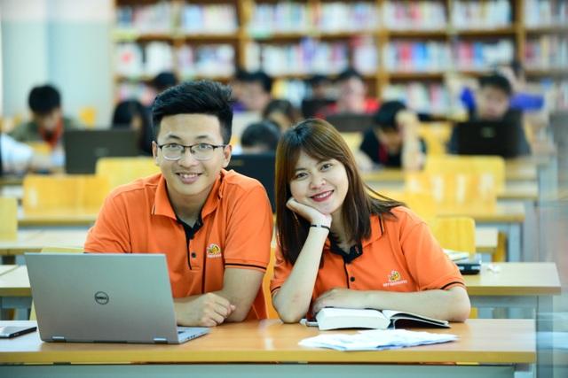 Sinh viên Đại học FPT được học tập và sinh hoạt trong môi trường chuẩn quốc tế để có những trải nghiệm tốt nhất về ngành nghề.