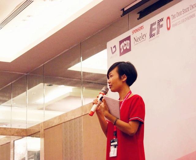 Phương Hà chọn trở về Việt Nam lập nghiệp sau khi hoàn thành bằng MBA.