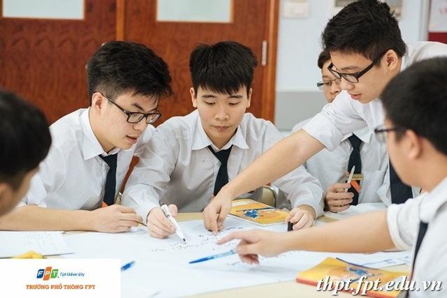 FPT School Đà Nẵng - Định hướng năng lực học tập toàn cầu - 2