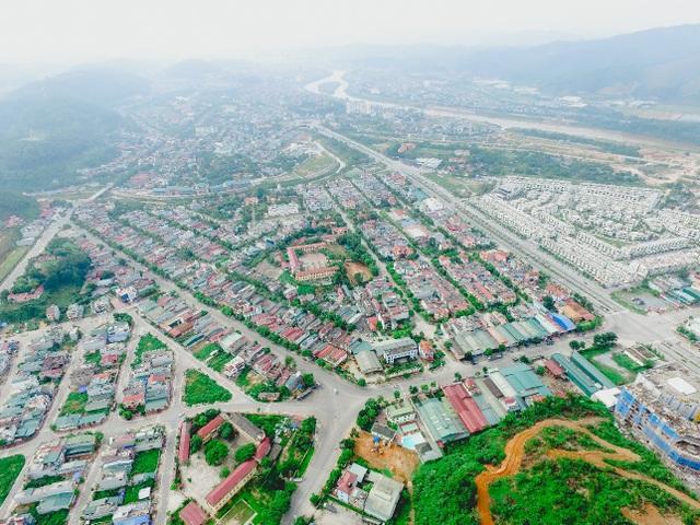 Tiểu khu đô thị số 1 là một trong hai dự án được khởi công đầu tiên tại Lào Cai