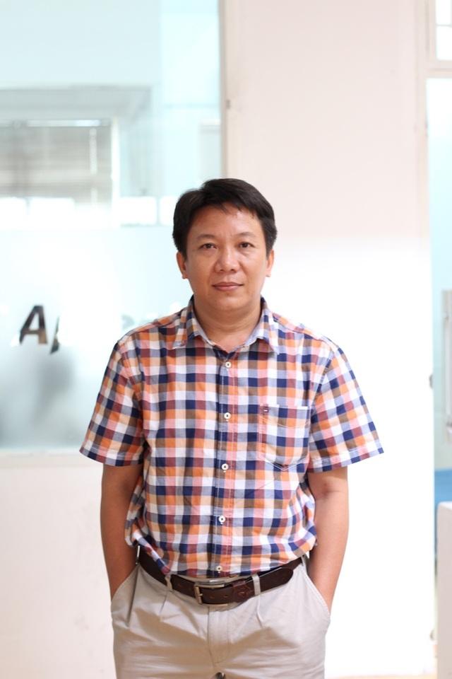 Ông Trần Phước Sinh - Giám đốc đào tạo - Hệ thống đào tạo Lập Trình Viên Quốc Tế FPT Aptech.