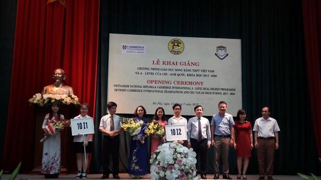 Hà Nội: Khai giảng đào tạo song bằng tú tài Trung học phổ thông - 2