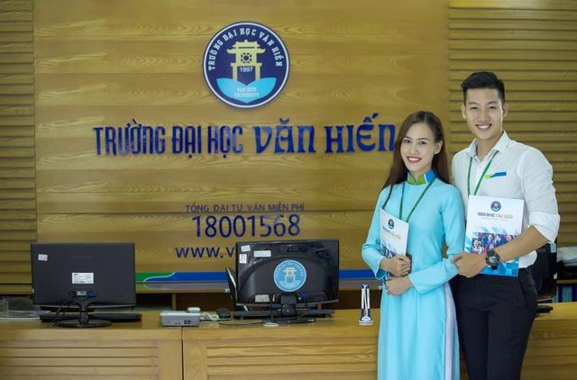 ĐH Văn Hiến dành 3.000 chỉ tiêu cho hình thức xét tuyển học bạ THPT và điểm thi THPT Quốc gia.