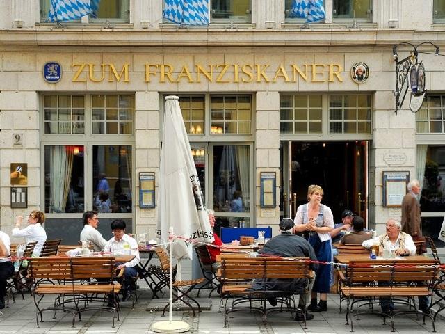 Những nhà hàng cổ xưa nhất thế giới - 2