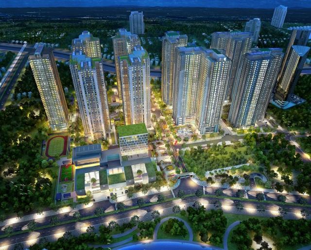 TNR Goldmark City – đại dự án phía Tây Hà Nội cũng là một trong những dự án có quy hoạch và thiết kế cảnh quan đẹp nhất