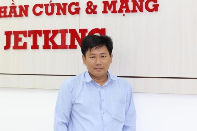 Tiến sĩ Nguyễn Thanh Dũng, Giám đốc đào tạo - Học Viện Mạng & Phần cứng FPT Jetking sẽ có những chia sẻ về quy chế tuyển sinh, chương trình đào tạo.