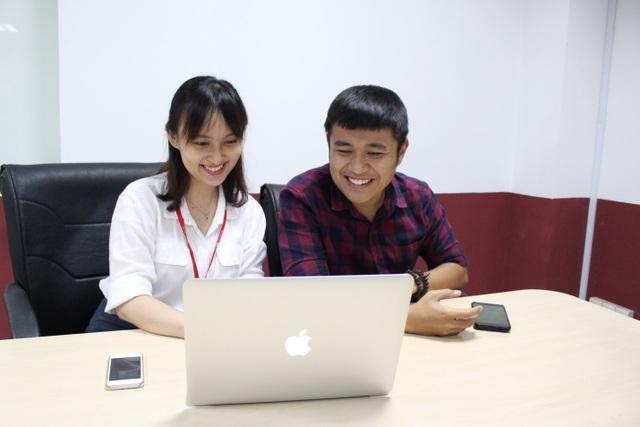 Anh Phạm Bùi Tuấn Vũ - Phó phòng kỹ thuật hệ thống Trung tâm INF, FPT Telelcom rất hào hứng trả lời các câu hỏi của độc giả.