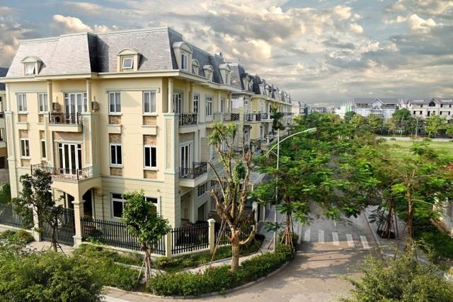 An Khang Villa được mệnh danh là khu biệt thự cao cấp đẹp nhất trong Khu đô thị Dương Nội rộng 200 ha