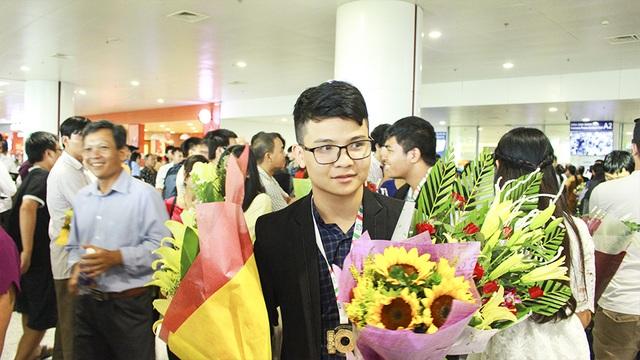 Chàng trai vàng của Tin học Việt Nam từng không thích học Tin.