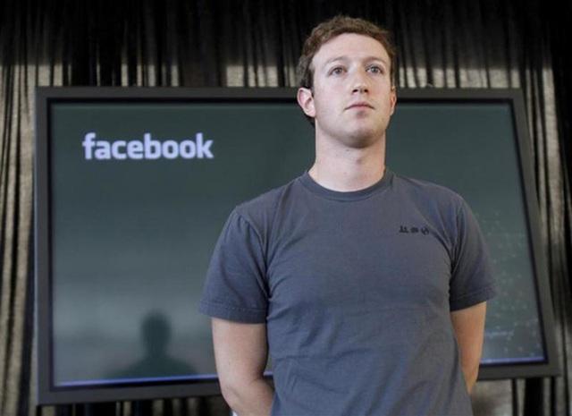 Ông Mark Zuckerberg. Ảnh: Reuters