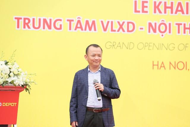 Trung tâm VLXD - nội thất RitaVõ Depot khai trương cửa hàng thứ 2 tại Hà Nội - 2