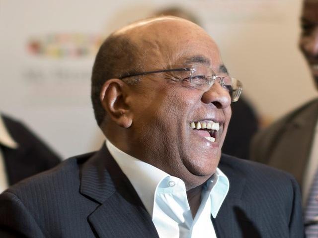 Tỷ phú 71 tuổi, Mohammed Ibrahim