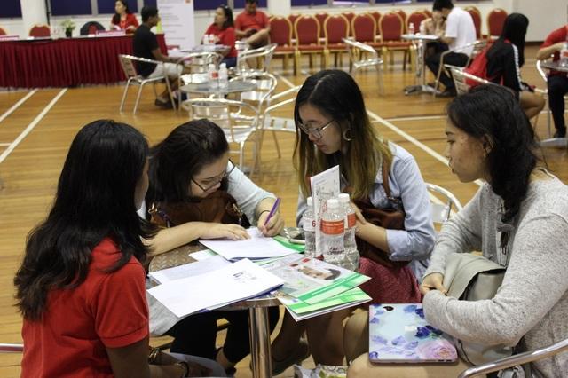 Hội thảo Du học Singapore – Định hướng tương lai, làm chủ cuộc đời cùng Học viện MDIS - 2