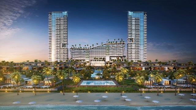 Ngân hàng MBBank - đối tác tài chính của dự án Pan Pacific Danang Resort – website: www.vanesea.vn