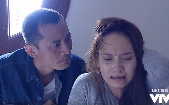 Cảnh quay của Bảo Thanh trong phim Người phán xử