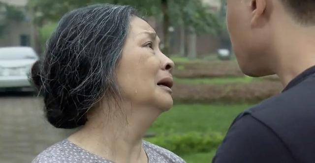 Bà Tám khóc ngất khi bị con dâu mắng xối xả (ảnh minh họa: IT)