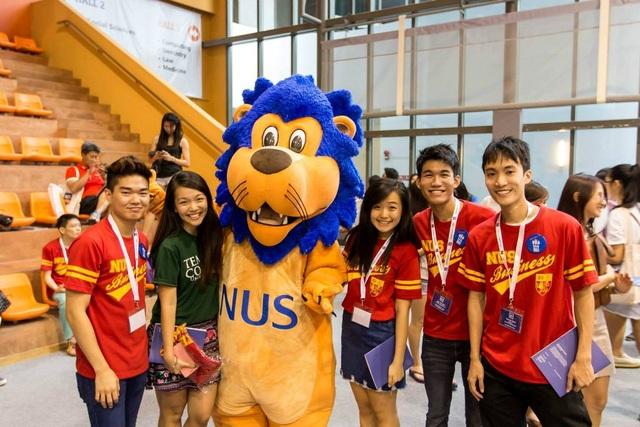 Giới thiệuHọc bổng ASEAN tại NUS - 2