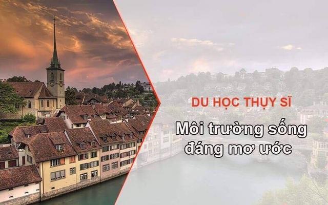 Du học Thụy Sĩ: Cơ hội nhận các suất học bổng giá trị 2.5 tỷ VNĐ dành cho DHS Việt Nam - 2