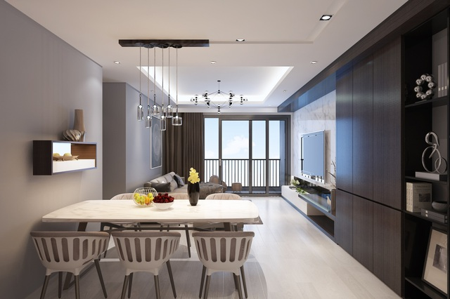 Các căn hộ Roman Plaza được thiết kế với 2 logia, đảm bảo 100% căn hộ đều đón nắng, đón gió tự nhiên. Liên hệ hotline Đất Xanh Miền Bắc: 0936 90 9191 – 0943 66 9191