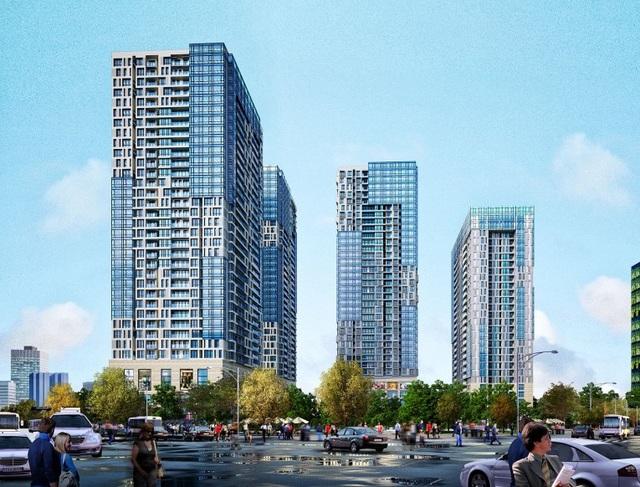 Xu hướng căn hộ khách sạn đang có sự dịch chuyển về các thành phố lớn như Hà Nội.