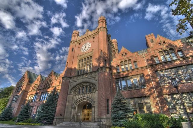 Học xá của Đại học Idaho - Top 90 trường công tốt nhất Hoa Kỳ