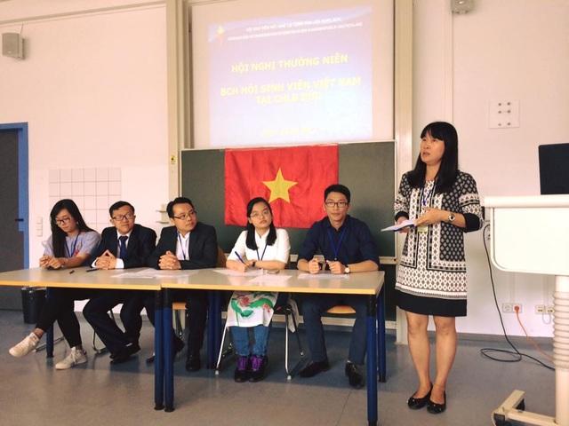 Hội nghị Thường niên Hội SVVN tại CHLB Đức.