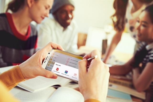 Khác biệt và hữu dụng, Galaxy Note mang đến niềm tự hào cho tất cả người dùng từng sở hữu.