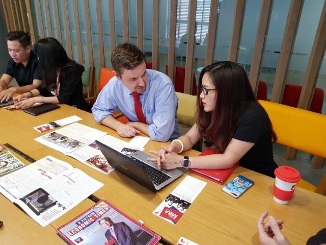 Toàn cảnh tư vấn về chương trình MBA Anh quốc tại Việt Nam - 2