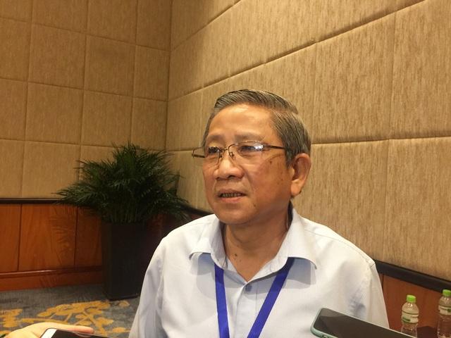 GS.TS Nguyễn Minh Thuyết - Nguyên Phó Chủ nhiệm Ủy ban Văn hóa, Giáo dục, Thanh thiếu niên và Nhi đồng của Quốc hội.