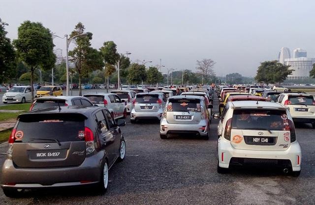 Nhiều mẫu xe cỡ nhỏ giá rẻ được nhập từ nước ngoài về