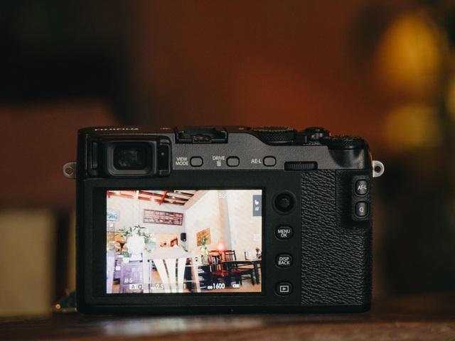 Đánh giá chi tiết máy ảnh Fujifilm X-E3 - 2