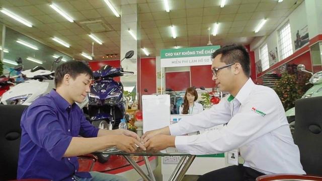 Sở hữu xe máy mới nhanh chóng & dễ dàng hơn cùng FE CREDIT