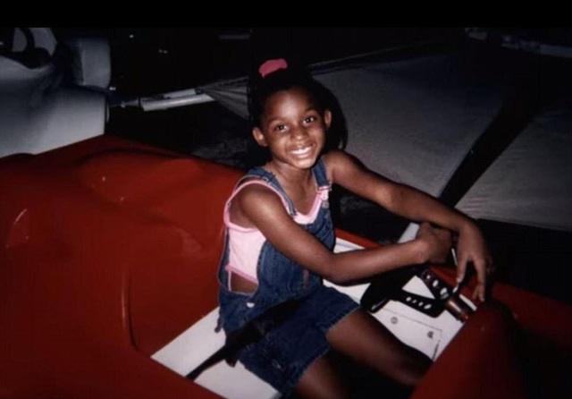 Con gái của Pride mất tích khi mới 13 tuổi